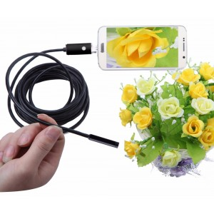 2m USB endoskop pre PC a Android USB/microUSB